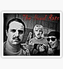 "Hood Rats ""Don't Fux Wit"" Tee Sticker"