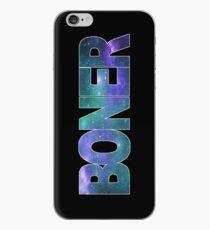 Galaxy Boner Blue Case iPhone Case