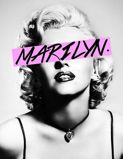 Marilyn. von Chase Patton