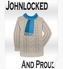 Johnlocked and Proud! Poster
