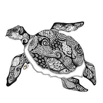 Rafiki the Tortoise  by sheelSMD
