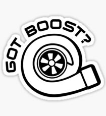 Got Boost Sticker
