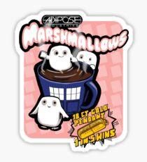 Adipsoe Marshmallows Sticker