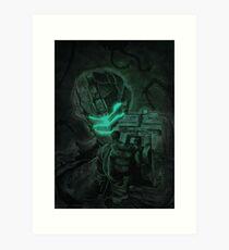 Dead-space Art Print