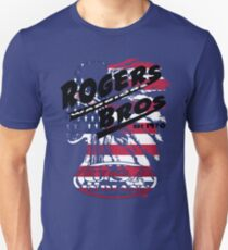 usa indian co by rogers brothers T-Shirt