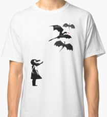 Dragons Will Be Dragons Classic T-Shirt