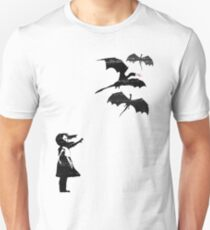 Dragons Will Be Dragons Unisex T-Shirt