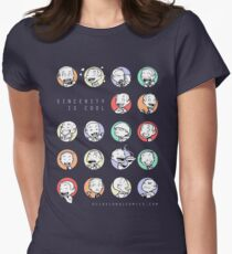 Sincerity is cool Women's Fitted T-Shirt