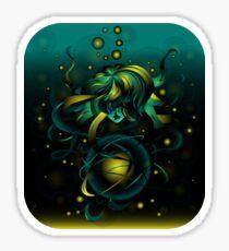 Fantacy Unknown Universe Sticker