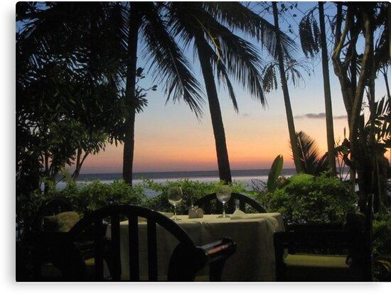 Fiji Sunset by sparkes28