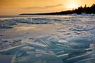 Broken - Lake Superior by Michael Treloar