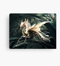 Insect dragon Canvas Print