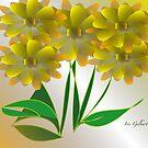 Heavenly Bouquet by IrisGelbart