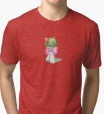 Pokemon Doodles - Ralts Tri-blend T-Shirt