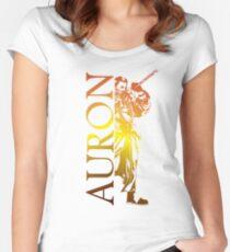 Auron - Final Fantasy X Women's Fitted Scoop T-Shirt