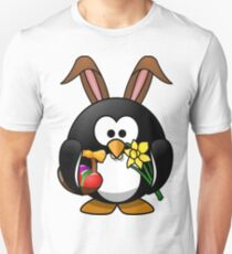 Easter penguin gifts merchandise redbubble easter penguin unisex t shirt negle Image collections