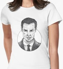 Jim Moriarty Women's Fitted T-Shirt