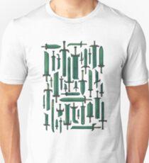 Bunch of Blades Unisex T-Shirt