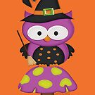 Witchy Owl  by LoneAngel