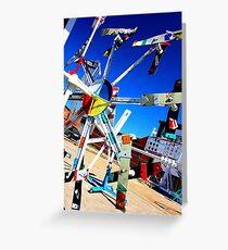 Whirligig Park Greeting Card