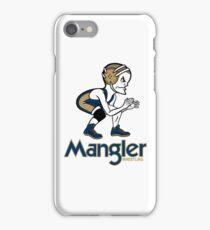 Mangler Wrestler iPhone Case/Skin