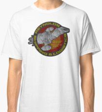 Firefly: Reynolds Shipping & Logistics Classic T-Shirt