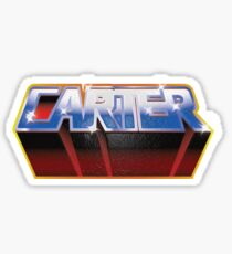Carter Sticker