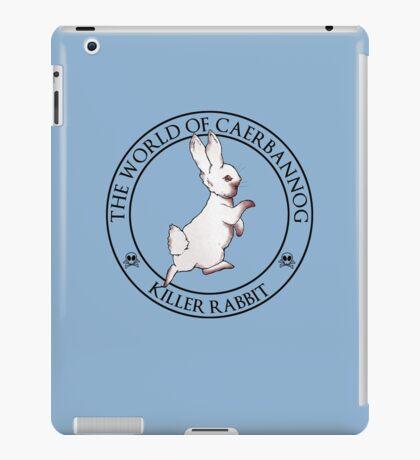 The Tale of the Killer Rabbit iPad Case/Skin