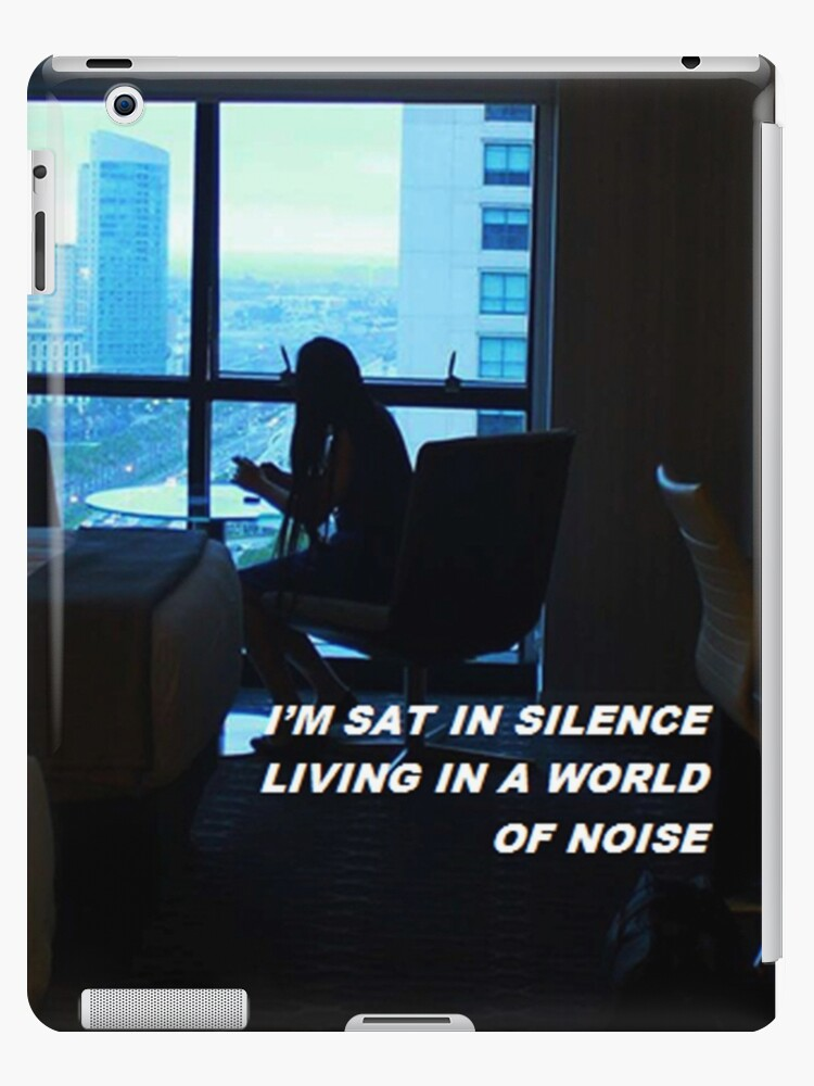 """""""Living in a world of noise"""" by thetaylahe"""