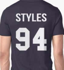 Harry Styles - College style [White] Unisex T-Shirt