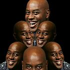 Stack of Ainsley Harriott by mab81tsam