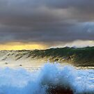 green wave  by geophotographic