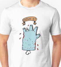high five tank tee Unisex T-Shirt
