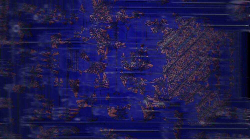 Abstract Fractal by sacktikkla
