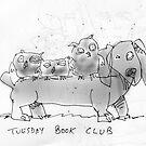 Tuesday Book Club by Matt Mawson