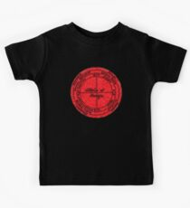 The Pentacle of Mars Kids T-Shirt