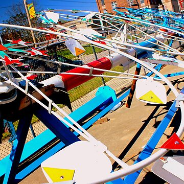 Whirligig Park 2 by CeciliaCarr