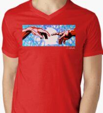 Michelangelo Men's V-Neck T-Shirt