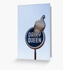 Dairy Queen, Arizona Greeting Card