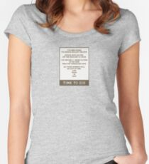 Bladerunner - I've Seen Things You People Wouldn't Believe Women's Fitted Scoop T-Shirt