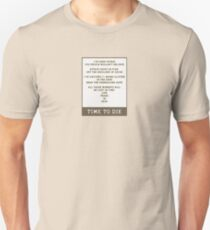 Bladerunner - I've Seen Things You People Wouldn't Believe T-Shirt