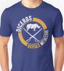 Diceros - Buffalo Metalcore T-Shirt