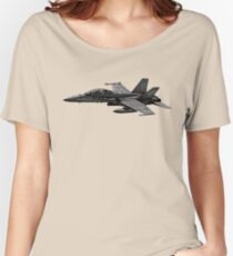 F/A-18 Hornet Women's Relaxed Fit T-Shirt