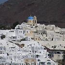 Santorini by looneyatoms