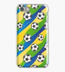 Football pattern iPhone Case/Skin