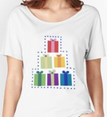 Colourful Presents Women's Relaxed Fit T-Shirt