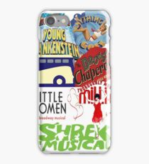 Sutton Foster iPhone Case/Skin