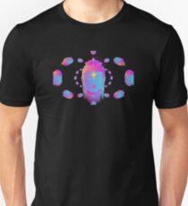Swirling Buddha Heads T-Shirt