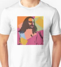 Pop Art Meher Baba Unisex T-Shirt
