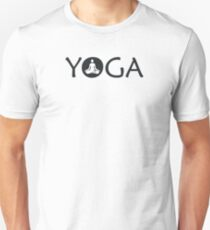 Yoga Meditate Unisex T-Shirt